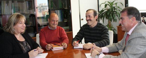 Estudian crear un punto de información sobre las sierras de las Nieves y Grazalema, Pretenden trasladar las oficinas de Medio Ambiente al edificio Blas Infante, 25 Jan 2012 - 18:16