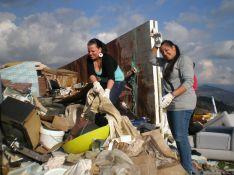 El Servicio de Voluntariado Europeo es una actividad no remunerada en beneficio de la comunidad.  // CIJ IRUÁ