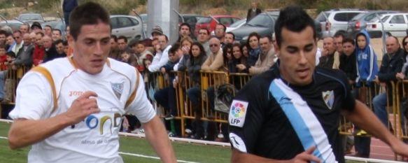Revitalizante triunfo del C.D. Ronda ante el filial malaguista, Los rondeños fueron superiores a un filial malaguista que contó en su once inicial con Juanmi, máximo realizador del Málaga C.F. en 1ª División., 14 Nov 2010 - 16:18