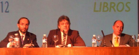 La Sociedad General Española de Libros celebra su XVIII Convención Nacional en Ronda, El Convento de Santo Domingo acoge a los 140 profesionales del mundo editorial y la distribución en esta cita, 09 Feb 2012 - 17:09