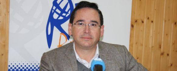 Daniel Castilla, candidato número 8 por el Partido Popular en la provincia de Málaga. // CharryTV