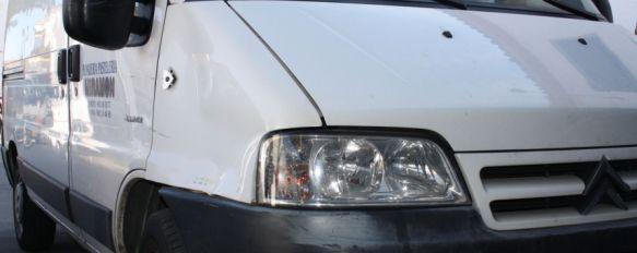 Detenido un hombre por robar una furgoneta y atropellar a una mujer, El individuo, que padece problemas mentales, es el mismo que hace quince días sustrajo una ambulancia sanitaria en Ronda Norte, 14 Feb 2012 - 17:32