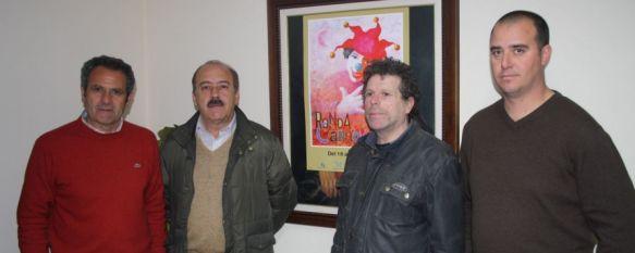 El Carnaval de Ronda arranca hoy con el pregón de Pedro Chito, La novedad es la ausencia de agrupaciones foráneas en un carnaval íntegramente rondeño, 17 Feb 2012 - 22:54