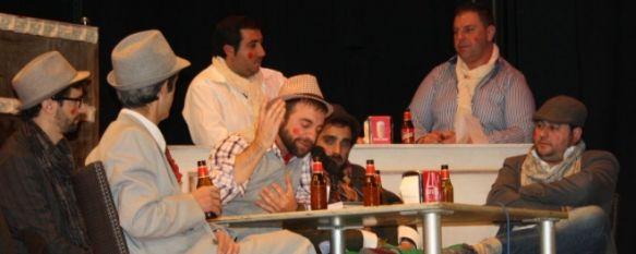 Sobresaliente pregón de Pedro Chito en el arranque del Carnaval 2012, Rafael Ruiz,