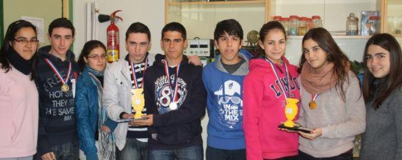 El IES Rodríguez Delgado gana un premio en la First Lego League, El concurso promueve el interés por la ciencia y la tecnología robótica , 22 Feb 2012 - 17:49