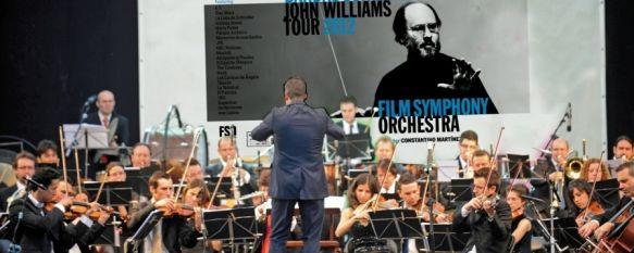 La Film Symphony Orchestra arranca en Ronda su primera gira de conciertos por España , Esta orquesta debuta con un programa dedicado a John Williams, creador de bandas sonoras como la de Superman, 23 Feb 2012 - 17:02