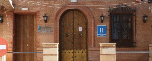 La Guardia Civil detiene al supuesto herido en el robo del hotel de Arriate, Diego V.M., de 41 años de edad, simuló el robo y afirmó haber sido agredido con una pistola eléctrica, 24 Feb 2012 - 14:39