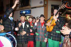 La comparsa de Los Gitanos ha regresado al Carnaval rondeño de la mano de Reluto. // CharryTV