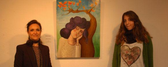 Entregan los premios del VII Certamen de Pintura con motivo del Día del la Mujer  , La exposición permanecerá abierta hasta el próximo día 9 en la Casa de la Cultura , 05 Mar 2012 - 17:29
