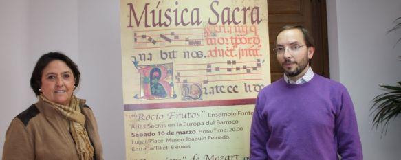 El IX Ciclo de Música Sacra comenzará este sábado, La Asociación Izna Runda organiza un total de cuatro conciertos durante este mes de marzo, 06 Mar 2012 - 18:57