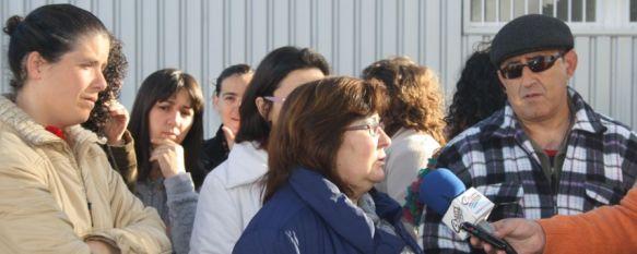 Educacion suspende al profesor acusado de tocamientos en el Colegio Virgen de la Cabeza, El expediente ha sido trasladado a Fiscalía, que tendrá que promover una resolución judicial, 14 Mar 2012 - 04:22