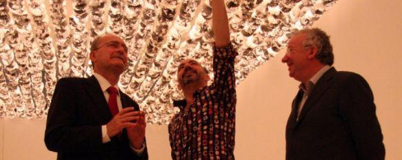 El CAC Málaga presenta Opening Night, del rondeño Carlos Aires, Se trata de la primera gran instalación de nuestro paisano que se exhibe en un centro de arte, 25 Mar 2012 - 14:46