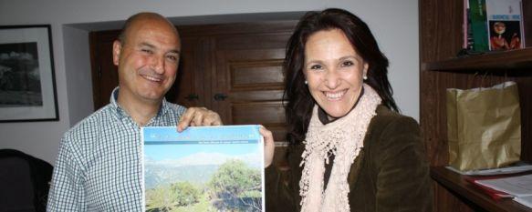 """""""Es tu medio, es tu ambiente"""" organiza una ruta por Jimera de Líbar y la Cañada Real Tesoro, La actividad, organizada por Medio Ambiente, será el 31 de marzo, 27 Mar 2012 - 20:04"""