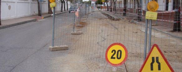 El Ayuntamiento realizará obras de urgencia en calle Córdoba para arreglar desperfectos, Se librará una partida extraordinaria al encontrarse en la zona daños de mayor magnitud a los esperados, 20 Apr 2012 - 19:35
