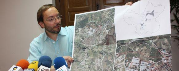 Modificarán el PGOU para crear un mercado de mayoristas y un parque comercial, La inversión prevista para esta actuación supera el millón de euros, 17 May 2012 - 17:57