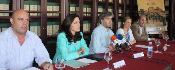Ronda organiza el III Congreso de Historia y Archivos de la Serranía , El curso se presenta con el título