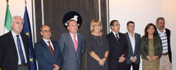 Ronda será este año la sede con más cursos de verano de la UMA, acogiendo ocho de ellos, Esta mañana se ha presentado el encuentro académico en la Universidad de Málaga, 31 May 2012 - 16:28