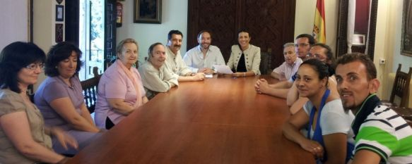 Reubican a cuatro familias en inmuebles de carácter social, El arreglo de una vivienda en calle Armiñán ha permitido mejorar las condiciones de vida de los beneficiarios, 04 Jun 2012 - 17:23