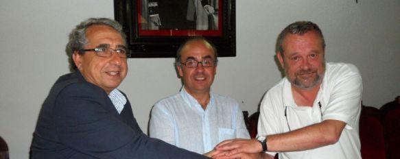 El Ayuntamiento firma un convenio con la Universidad de Málaga, La FGUMA acuerda realizar exámenes Cambridge en la ciudad, 31 Jul 2012 - 18:28