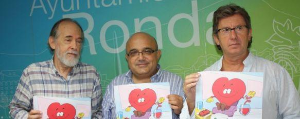 Presentan una nueva campaña de donación de sangre, La jornada tendrá lugar el próximo viernes 17 de agosto en el Círculo de Artistas, 14 Aug 2012 - 16:47