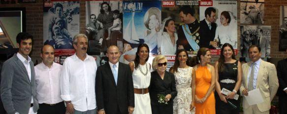 Ronda acoge un concurso de la revista ¡Hola!, La cuantía total de los premios asciende 6.000 euros y la posibilidad de publicar las obras de los ganadores, 20 Aug 2012 - 16:15