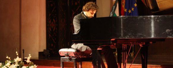 El reconocido pianista José Luis Nieto ofreció un magnífico recital en Ronda, Es uno de los artistas españoles más destacados de la nueva generación., 20 Aug 2012 - 20:06