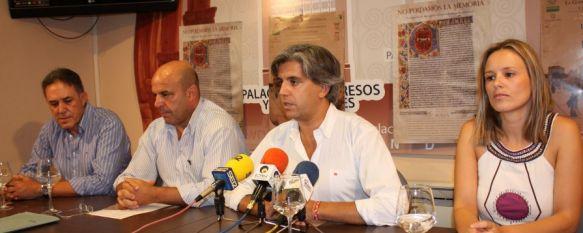 Presentan el III Congreso de Historia y Archivos de Ronda y la Serranía, Participarán una veintena de investigadores y expertos y las actividades se desarrollarán en Santo Domingo, 23 Aug 2012 - 18:45