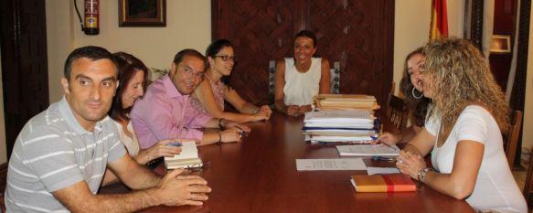 Veinte empresas se presentan al proceso de adjudicación para las obras de la Avenida de Málaga, La actuación cuenta con una inversión de más de 261.000 euros, 28 Aug 2012 - 17:52